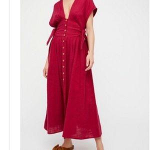 Free People Jacinta Dress